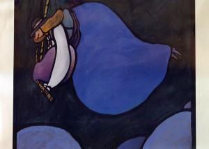 Cartel Festa Carballeira 1997