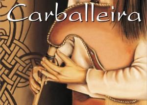 Cartel Festa Carballeira 2000