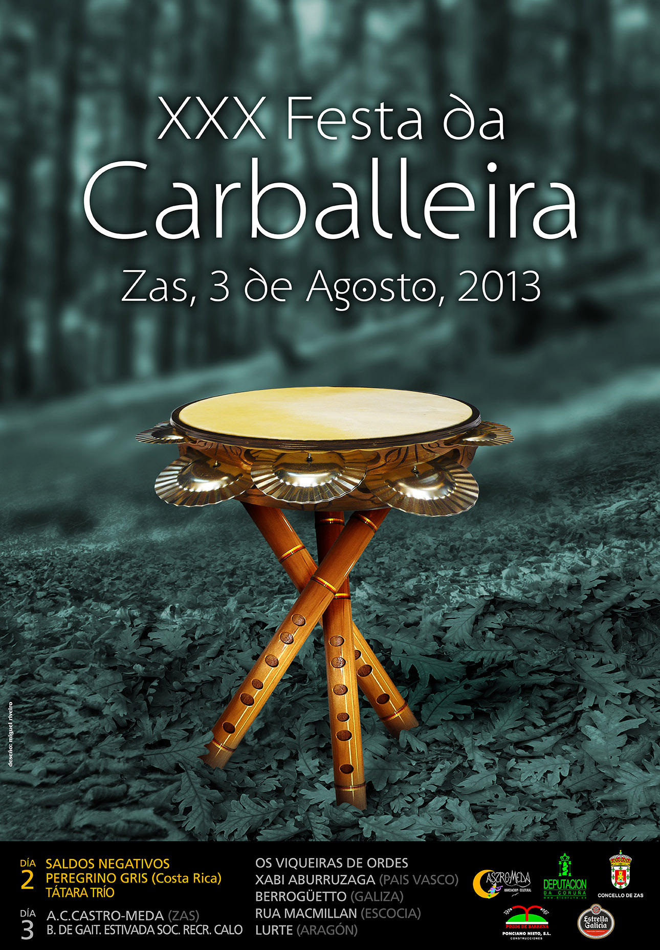 artel Festa Carballeira 2013